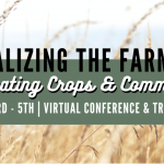 MAR 3- 5: Organic Alberta Conference – Revitalizing the Web: Cultivating Crops and Community