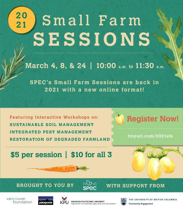 SPEC Small Farm Session Poster 2021