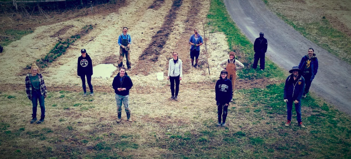 Looking to learn about Regenerative Agriculture? Check out the Regenerative Farming Internship in Fredericton, New Brunswick!