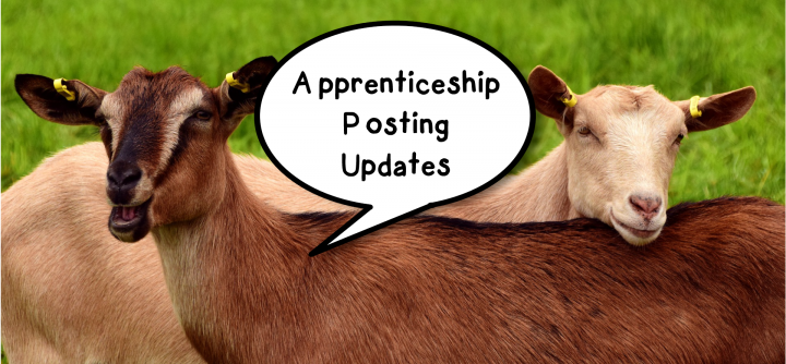 Young Agrarians Apprenticeship Posting Policy