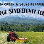 Kitwanga, BC – Food Sovereignty Tour at Tea Creek Farm