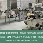 NOV 14, 2021: ONLINE, BC – Kootenay Farms Food Hub Tour